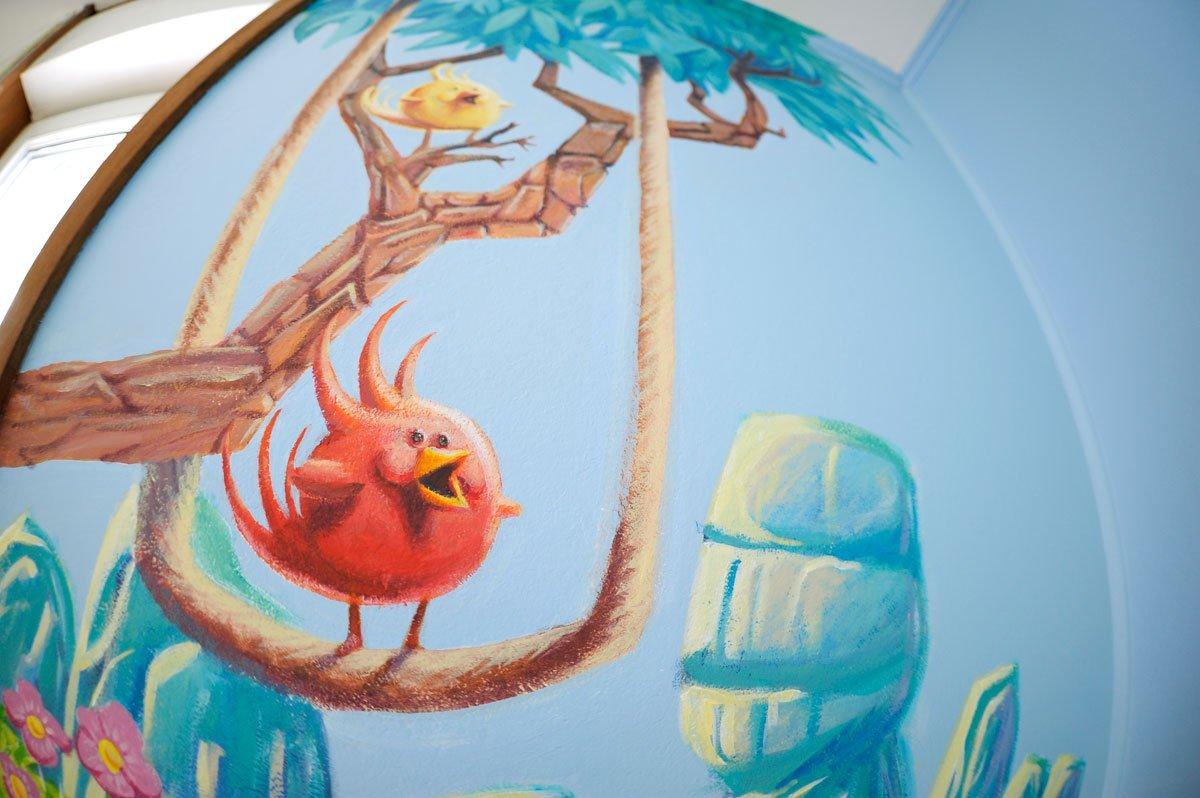 details  de la fresque 2